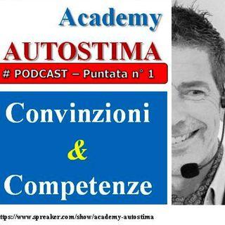 Convinzioni e competenze! (Academy Autostima Podcast #1)...