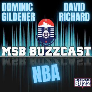 Episode 001 - NBA @MTLSPORTSBUZZ