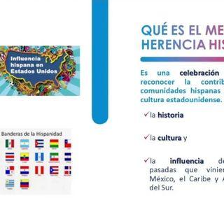 Herencia Hispana Con Erendira Sanchez