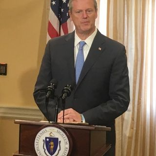 Gov. Baker Orders Emergency Review Of MA Drivers' Licenses
