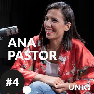 UNIQ #4. José Manuel Calderón conversa con Ana Pastor