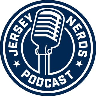 Jersey Nerds Podcast - 032 - Fighting a Bear for Jerseys