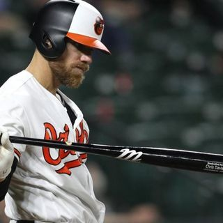 Out of Left Field: Chris Davis hitting drought comes to an end, the extension signed by Atlanta Braves 2B Ozzie Albies is it good or bad