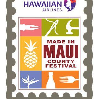 6th Annual Made In Maui County Festival
