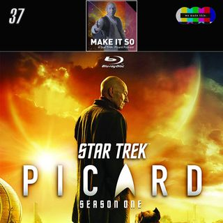 37. Picard Season 1: BluRay Review