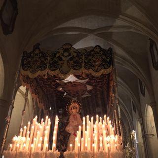 Salida Extraordinaria Nuestra Señora de los Dolores Coronada