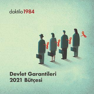 Devlet Garantileri 2021 Bütçesi | Hasan Basri Çifci & Enes Özkan | Varsayılan Ekonomi #23