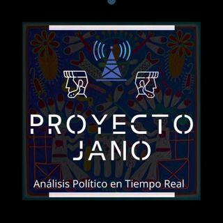 Proyecto Jano- Episodio 1 2020 - Guerra Mundial, García Luna