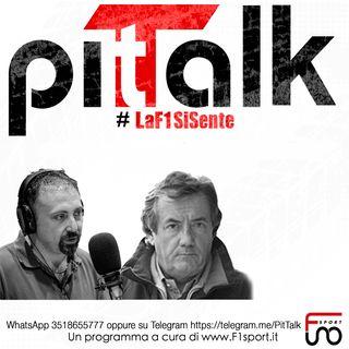 Pit Talk - F1 - puntata 194 - Suzuka, occasione mancata dalla Ferrari