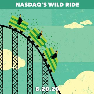 Fear + Greed = NASDAQ