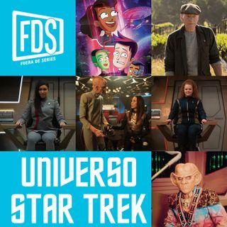 Universo Star Trek: Discovery, Picard, Lower Decks