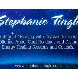 Angel Messages and Free Readings with Stephanie Tingle