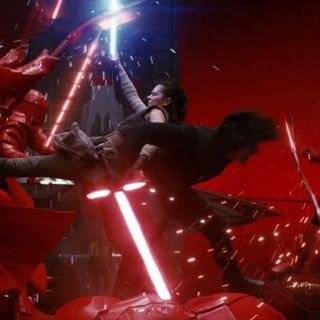 A Star Wars Podcast: Adam Driver Talks, Reylo's Redemption (154)