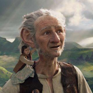 Steven Spielberg and Roald Dahl's BFG (Geoff)