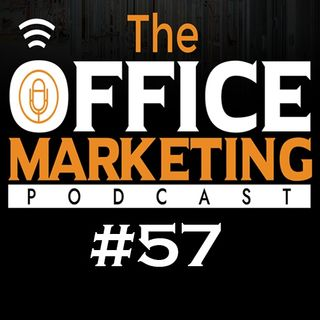 The Office Marketing #57 - Mark Bischoff, Commercial Flooring done right!