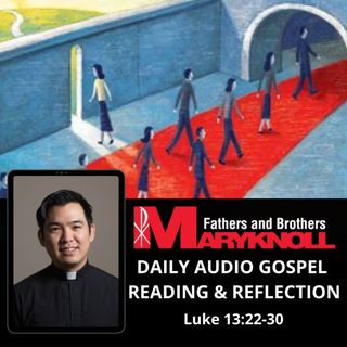 Wednesday of the Thirtieth Week in Ordinary Time, Luke 13:22-30