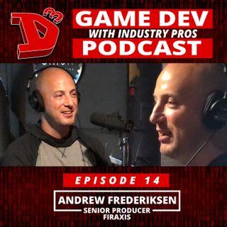 Episode 14 -  Andrew Frederiksen