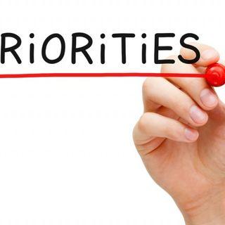 Priorities - Haggai 1 - Morning Manna #2635