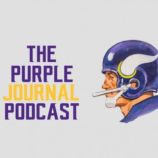 The purpleJOURNAL Podcast - Training Camp is FINALLY HERE and We're There Daily Edition