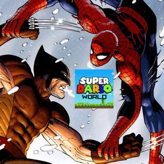 Spider-man VS Wolverine! The Marvel Madness Championship