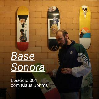 Base Sonora 001 - Klaus Bohms