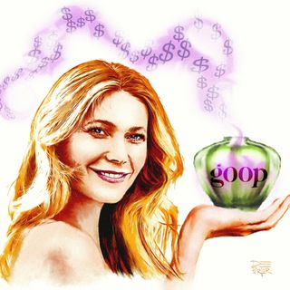 "Rocks in your Vagina: The Pseudoscience of Gwyneth Paltrow and ""Goop"""