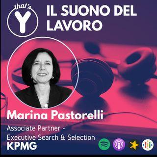 """""""Il Suono del Lavoro"""" con Marina Pastorelli KPMG"""
