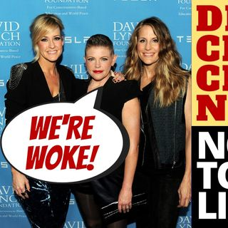 THE DIXIE CHICKS CHANGE NAME : NOW SAFE TO LISTEN TO