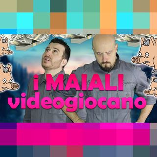 I MAIALI VIDEOGIOCANO!