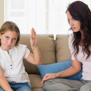 ¿Ser rígido o permisivo con mis hijos?