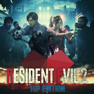 1UP Drops #58 - Resident Evil 2 Remake
