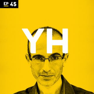 EXPERTS ON EXPERT: Yuval Noah Harari