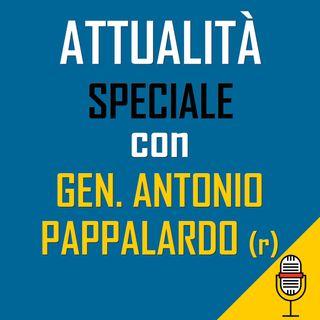 Diretta del 07/05/2020 con il Gen.Antonio Pappalardo (r)