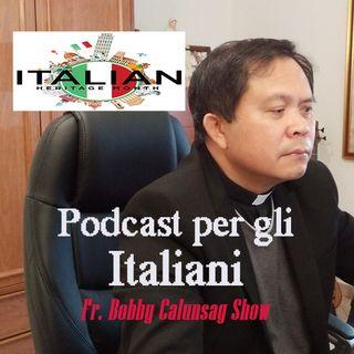Podcast per gli Italiani