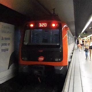 Metro suspende servicio en estaciones de L3