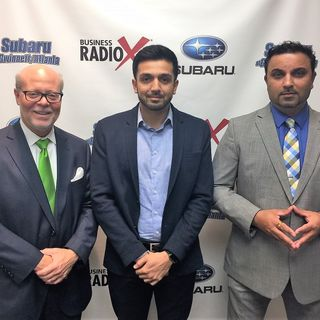 Randy Kessler with KS Family Law and Don Mahmood and Maher Ahmed with Med/Smarter