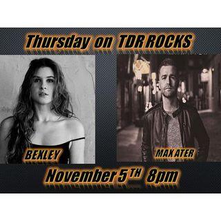 TDR ROCKS #132 w/ Bexley & Max Ater