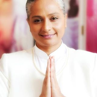 A Spiritual Chat with Host, Sister Jenna on the America Meditating Radio Show