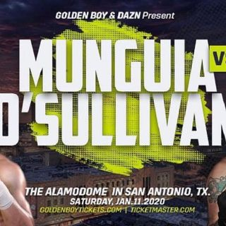 Preview Of The DaznUSA Card Headlined By Jaime Munguia-Gary(Spike) O'Sullivan In A Big Middleweight Fight+Good Co-Main Event!Cant Miss Fight
