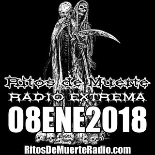 Ritos De Muerte Radio Show 08ENE2018