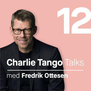 12 Charlie Tango talk with Frederik Ottesen
