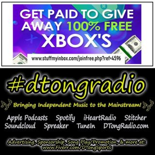 #MusicMonday on #dtongradio - Powered by Stuff My Inbox