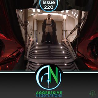 Issue 220: What If...Anakin Surrendered?