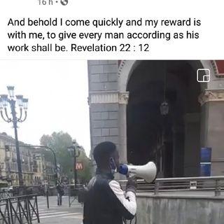 Episode 2. Jesus Is Coming Revelation 22:12
