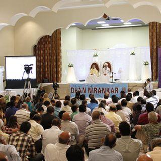 Fort Lauderdale, US, September 24, 2011: Discourse by Nirankari Baba Ji