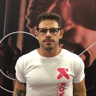 Lucas Parducci, Founder & CEO Kovver.app