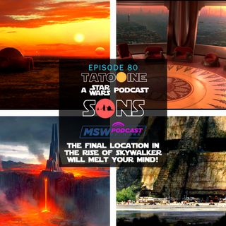 The Final Location in The Rise of Skywalker