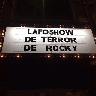 LAFOSHOW DE TERROR DE ROCKY