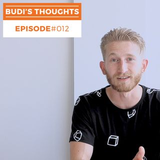 Budi's Thoughts #012: Networking In The Music Industry and Booking Agencies