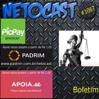 NETOCAST 1067 DE 27/09/2018 - BOLETIM DE DIREITO